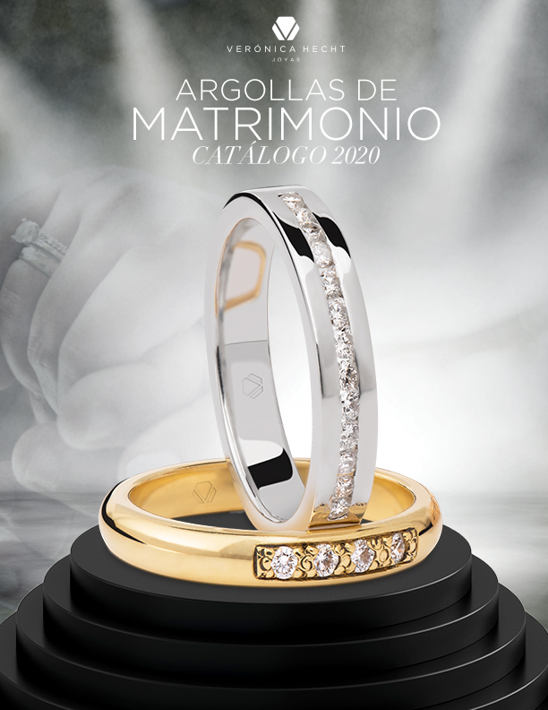 VHJ CATÁLOGO ARGOLLAS DE MATRIMONIO