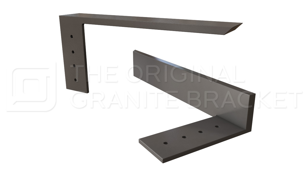 support counter functional countertops for a kitchen countertop brackets hidden