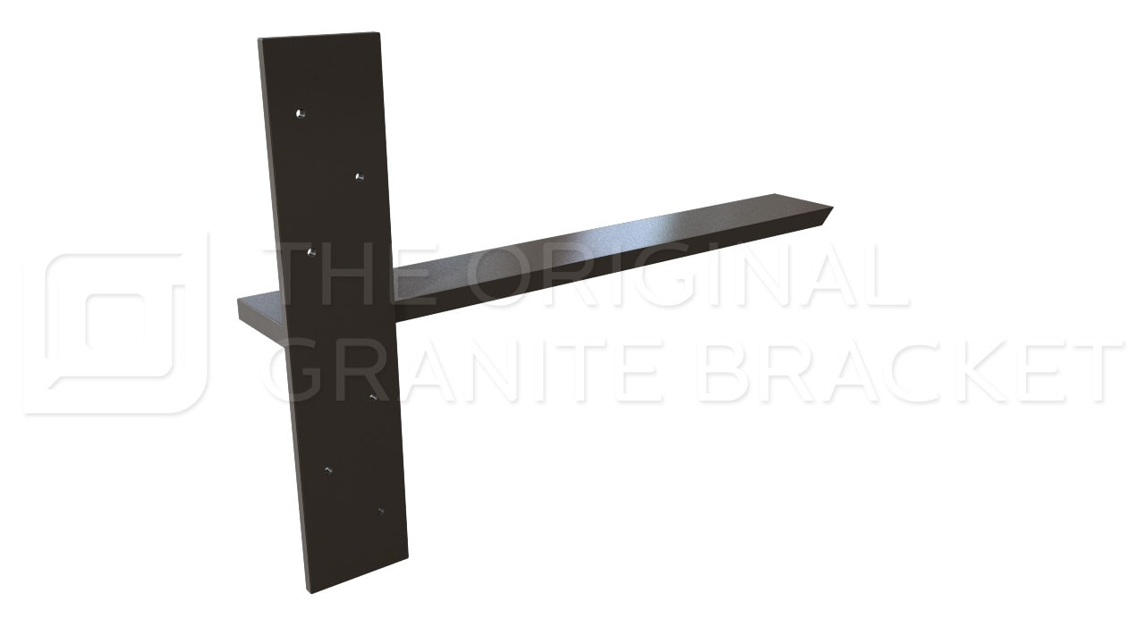 the original granite bracket free hanging shelf bracket