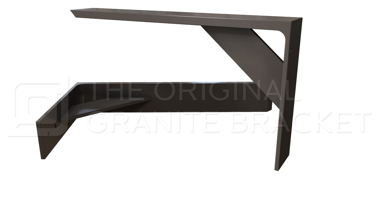 the original granite bracket large shelf bracket