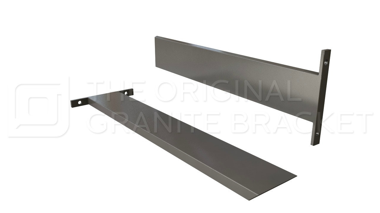 ^ he Original Granite Bracket - he Original Granite Bracket