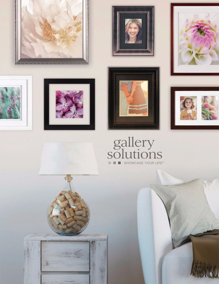 Gallery Solutions Frames - Wall Décor