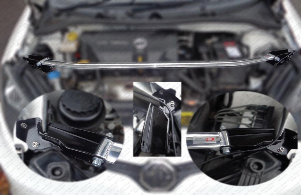 John Woods Motorcare - MG6 MG3 MGZS MG GS Accessories