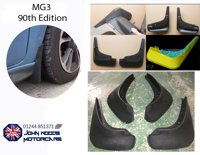 John Woods Motorcare Mg6 Mg3 Mgzs Mg Gs Accessories